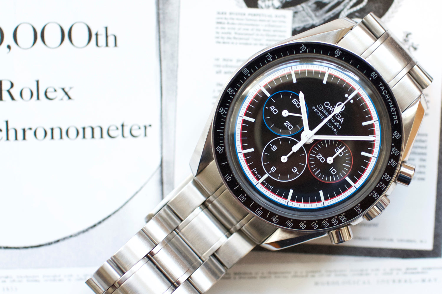 Omega Speedmaster Professional Moonwatch Apollo 15th 311.30.42.30