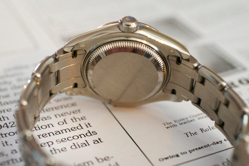 Rolex Pearlmaster Womens
