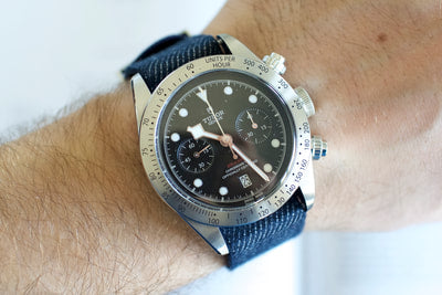 Tudor Black Bay Chronograph 79350-001