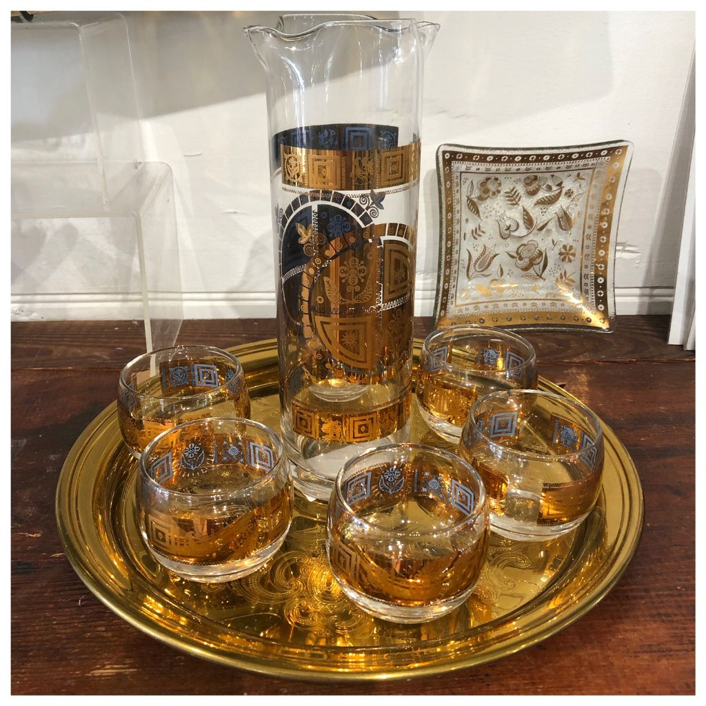 Bar Glass set