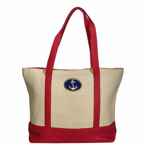 Beach Tote - Red