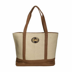 Beach Tote - Brown