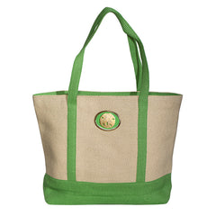 Beach Tote - Green