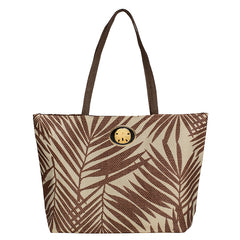 Palm Bag - Brown