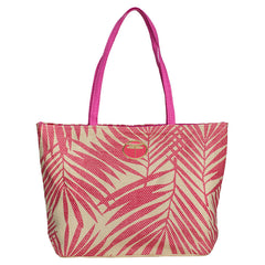 Palm Bag - Hot Pink