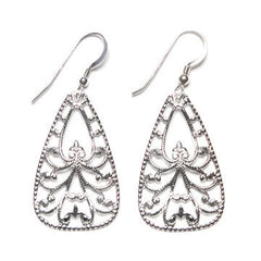 Filigree Marionette Earrings