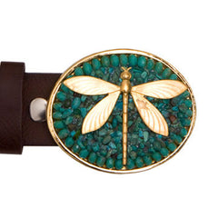 Dragonfly Seafoam Buckle