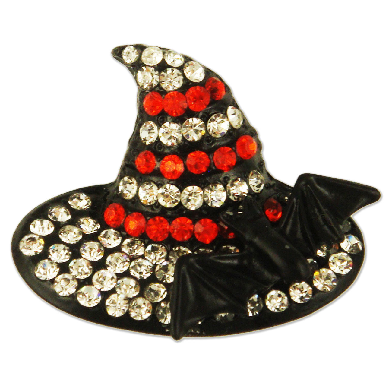 BB1433 WITCH HAT BROOCH