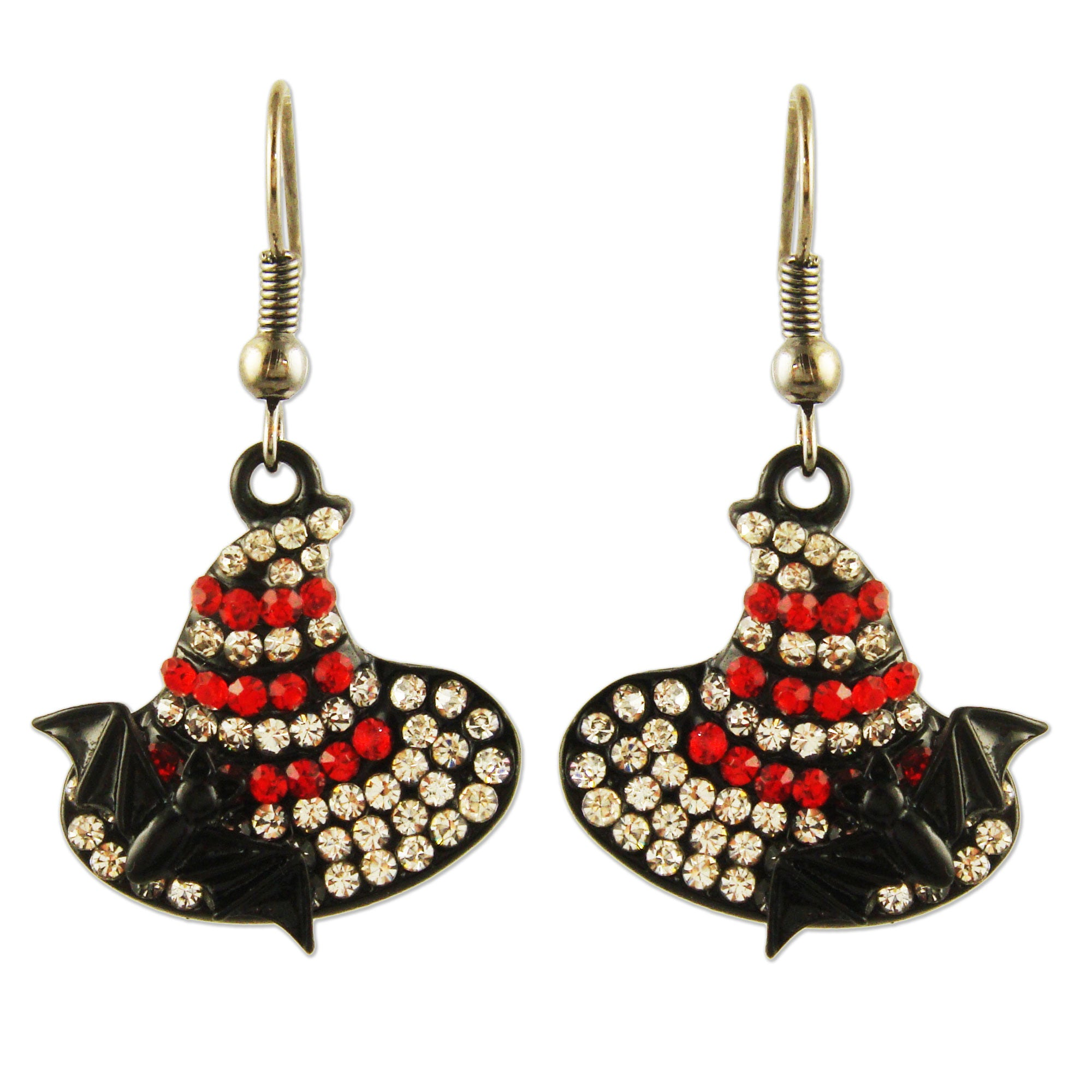 BE1450 WITCH HAT EARRING