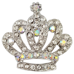PB1134 CROWN BROOCH