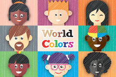 Celebrate Diversity with World Colors