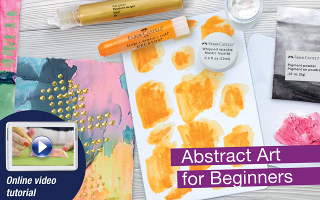 Abstract Art for Beginners