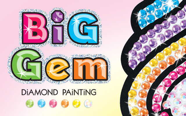 Big Gem Diamond Painting