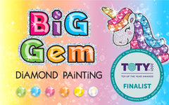 Big Gem Diamond Painting Magical – 2021 Toy of the Year Finalist