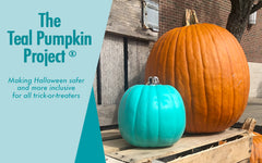 8 Creative and Fun Ideas to Support the Teal Pumpkin Project