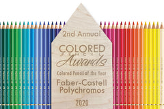 And The Colored Pencil of the Year Award Goes to...Polychromos Color Pencil!