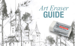 An Artists' Guide to Choosing the Right Eraser