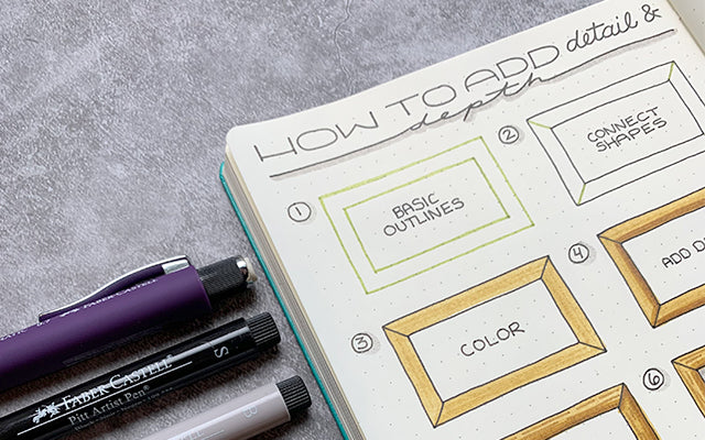 How to Add Detail & Depth with Doodles
