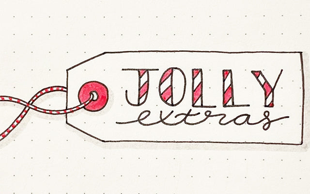 Bullet Journaling Jolly Extras