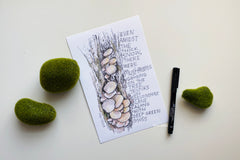 Create Visual Texture with Pitt Artist Pens