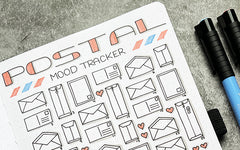 Bullet Journal Mood Tracker Tutorial