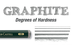 Graphite Pencil Degrees of Hardness Explained