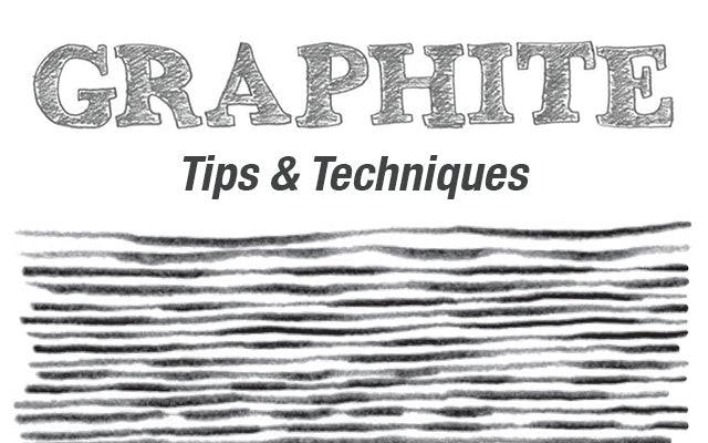 Graphite tips and techniques