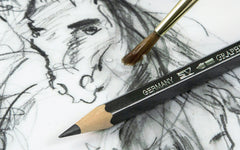Create Watercolor Graphite with Graphite Aquarelle Pencils