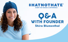 Interview with Hat Not Hate Founder Shira Blumenthal
