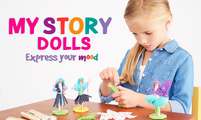 My Story Dolls - Express your mood