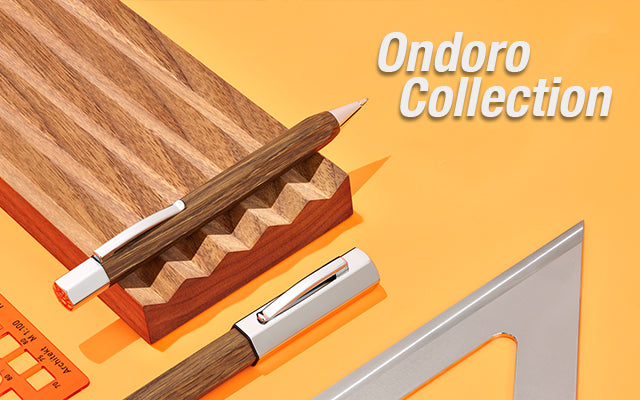 Ondoro Collection with propelling pencil