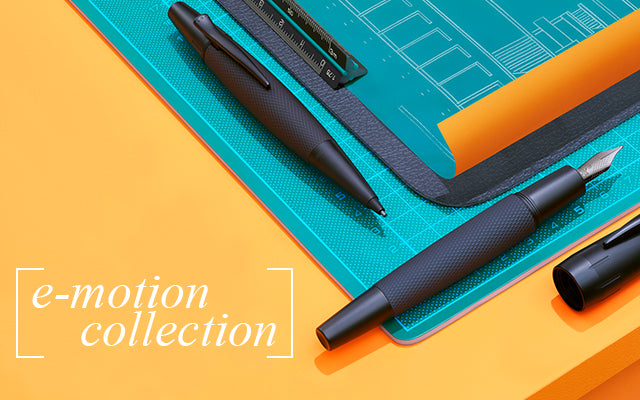E-Motion Fine Writing Pen Collection