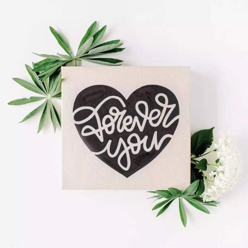 Forever You - Hand Lettering Tutorial