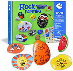 Counterfeit Rock Painting