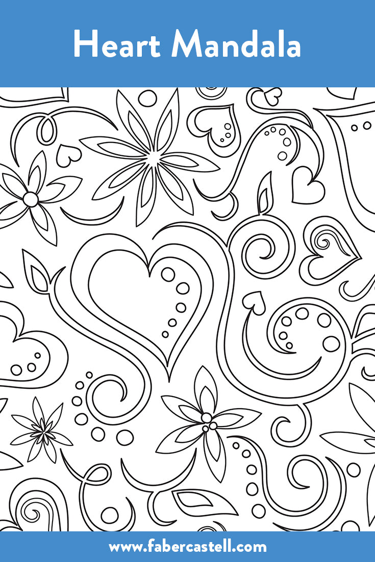 Free Online Coloring Pages for Adults - Creatively Crafting | 1100x735