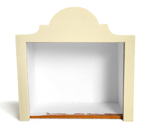 Box with frame