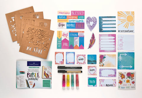 Bible Journaling Kit supplies