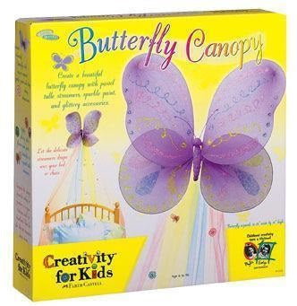 Butterfly Canopy Craft Kit