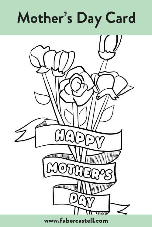 Coloring Pages For Kids - Free Printables – Faber-Castell USA