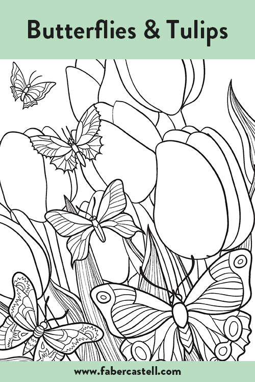 - Coloring Pages For Kids - Free Printables – Faber-Castell USA