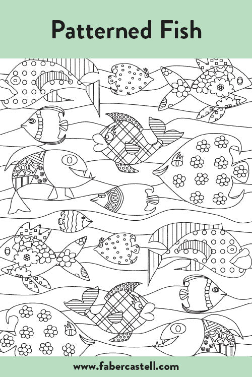 Patterned Fish