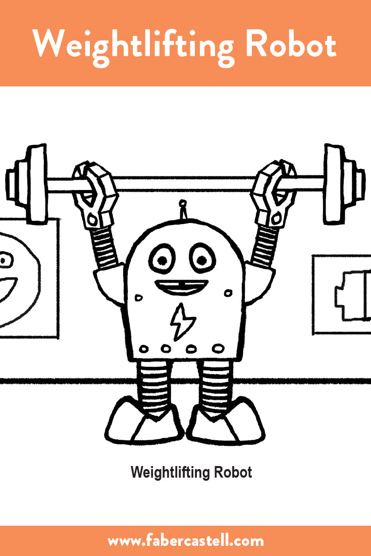 Weightlifting Robot