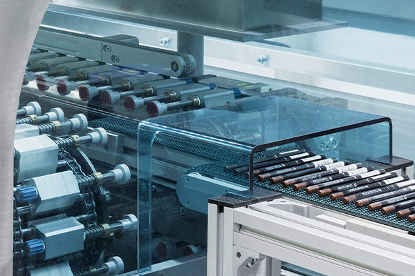 Faber-Castell Factory Assembly