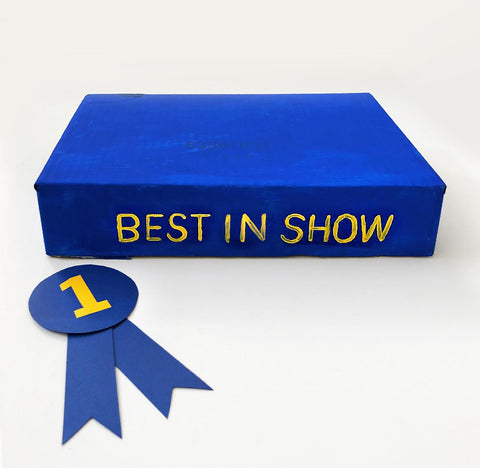 Best in show painted box