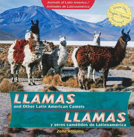 Llamas and other Latin American Camels Book