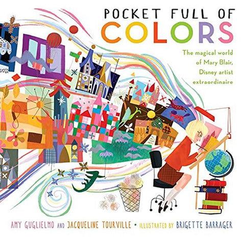 Mary Blair Pocket Full of Colors Book