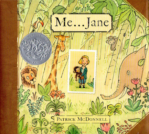 """""""Me...Jane"""" by Patrick McDonnell"""