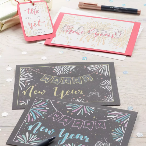 Happy New Year Cards