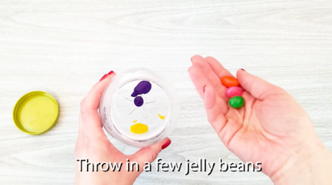 Throw in a few jelly beans