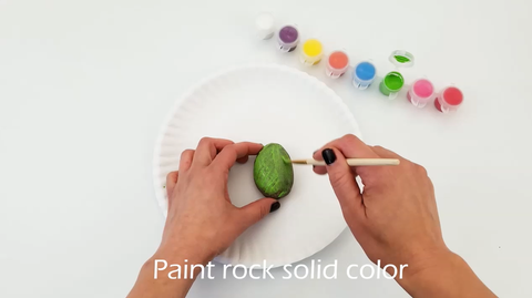 Rock and Paint